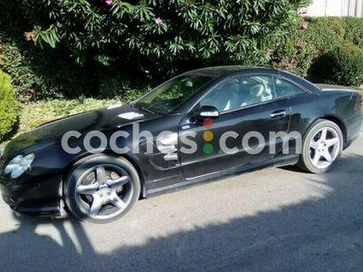 usado Mercedes SL500 Clase SlAut. 306 cv en Madrid