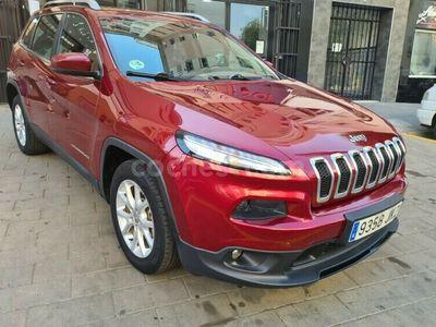 usado Jeep Cherokee 2.0d Longitude 4x2 103kw 140 cv en Sevilla