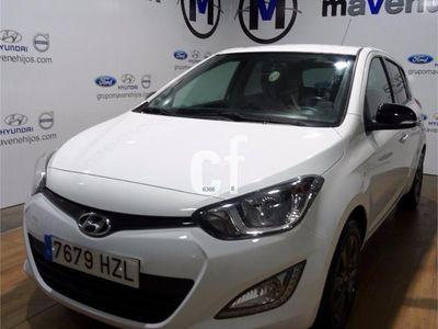 usado Hyundai i20 1.2 MPI Go