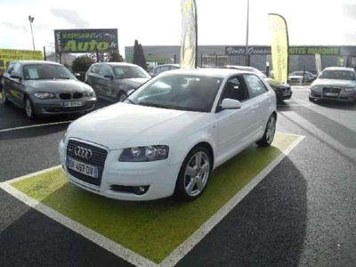 usado Audi A3 Sportback 1.9TDI Ambiente