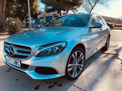usado Mercedes C220 Estate d 7G Plus