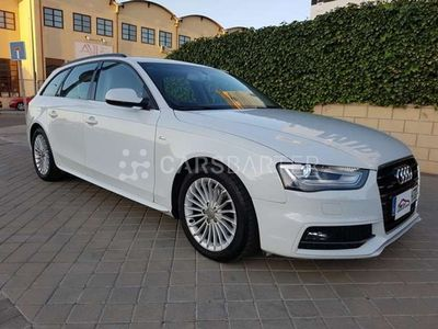 usado Audi A4 Avant 2.0 Tdi 177 Quattro S Line Edition IVA Incl. 5p