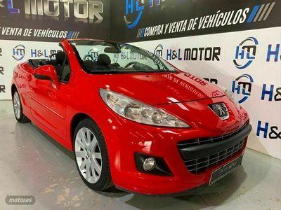 usado Peugeot 207 CC 1.6HDI FAP 112