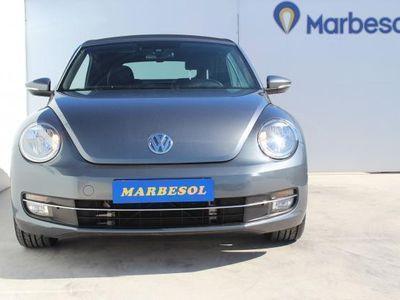gebraucht VW Beetle NewCabrio
