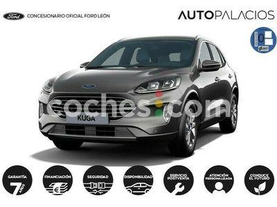 usado Ford Kuga 2.5 Duratec Phev Titanium 4x2 225 cv en Leon