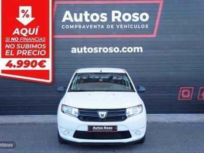 usado Dacia Sandero Ambiance 1.2 75cv