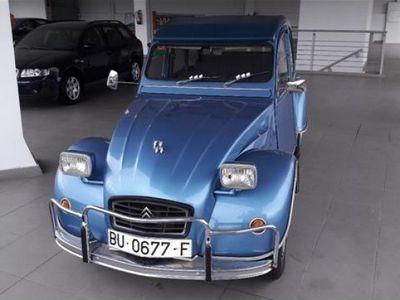 usado Citroën 2CV 38CV año 1979 20000 KM € 5750.00