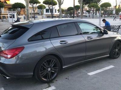 gebraucht Mercedes 200 Clase CLA Shooting Brake