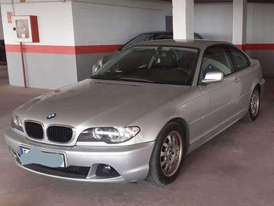 usado BMW 320 Serie 3 Cd 150 cv en Malaga