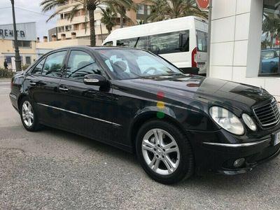 usado Mercedes E320 Clase E4m Avantgarde Aut. 224 cv en Almeria