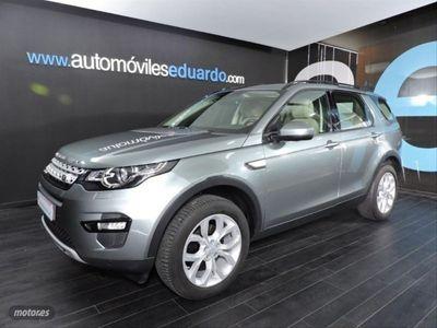 usado Land Rover Discovery 2.0L TD4 132kW 180CV 4x4 HSE