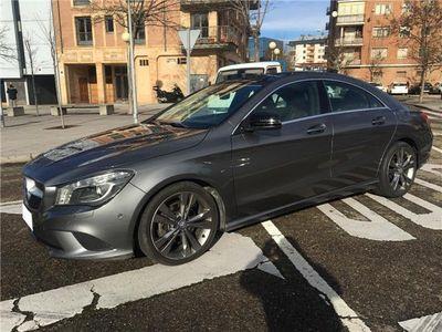 usado Mercedes CLA220 CDI 7G-DCT techo navegador