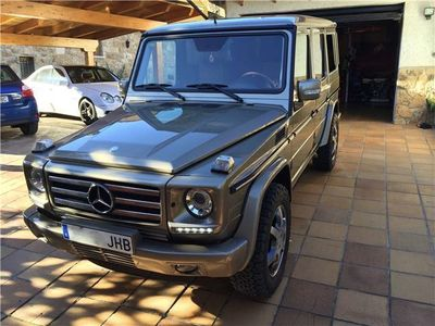 usado Mercedes G350 BlueTec Largo