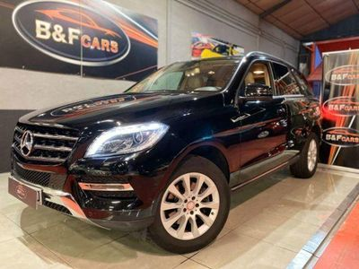 usado Mercedes ML250 M BlueTec 4M 7G Plus