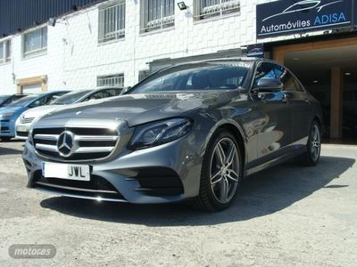 used Mercedes E220 Clase EAuto AMG Line