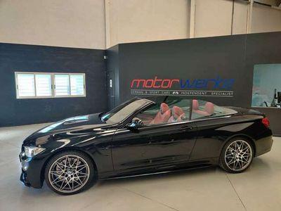 usado BMW M4 A Cabrio Competition
