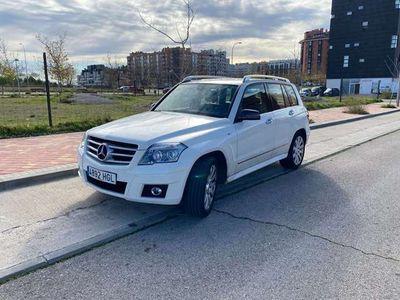 usado Mercedes GLK200 CDI BE (9.75)