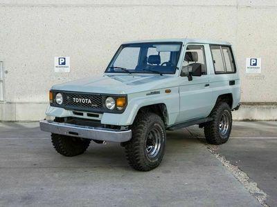 usado Toyota Land Cruiser LJ 70 1989