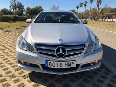 brugt Mercedes E250 Coupé CDI BE 7G Plus