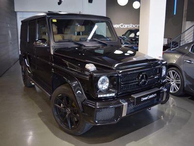 "usado Mercedes G63 AMG AMG Largo Aut. - IVA DED - AMG EDITION 20"" - DESIGNO"