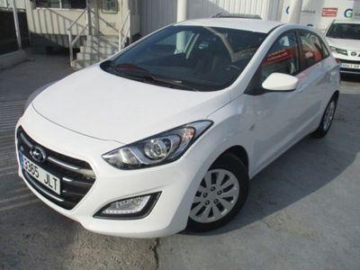 usado Hyundai i30 i301.4 MPI 100CV BD KLASS 5P 3365-JLT
