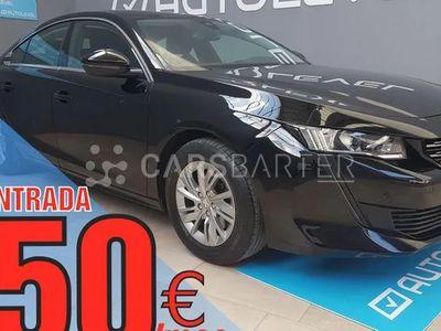 usado Peugeot 508 1.5bluehdi S&s Business Line 130 130 cv en Valencia