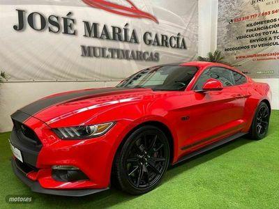 usado Ford Mustang GT Mustang 5.0 TiVCT V8 307kW Conv.