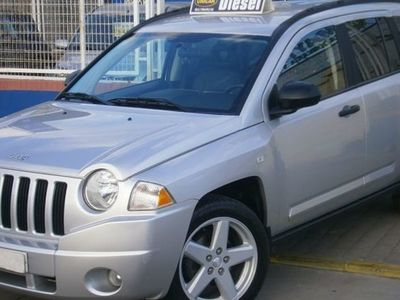 brugt Jeep Compass 2.0CRD Limited