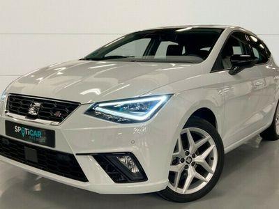 usado Seat Ibiza 1.0 TGI 66KW FR 90 5P GNC