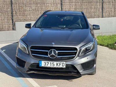 usado Mercedes GLA250 AMG Line 4Matic 7G-DCT