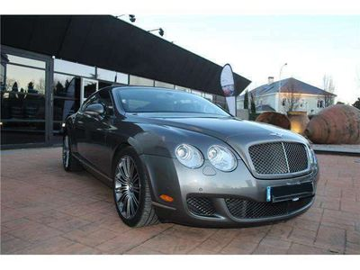 usado Bentley Continental GT Speed Aut.