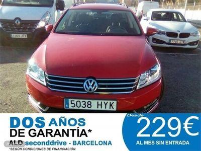 usado VW Passat Variant Variant 2.0 TDI 140cv Exclusive *NAV, 229€/MES*