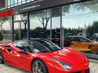 usado Ferrari 488 GTB