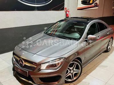 usado Mercedes CLA220 220d AMG Line 7G-DCT 4Matic 177