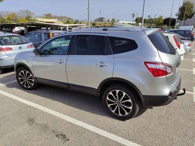 usado Nissan Qashqai +2 Q .0dCi Tekna Sport 4x4 A/T 18´´