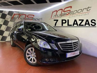 usado Mercedes E220 Clase ECDI BE Elegance Estate