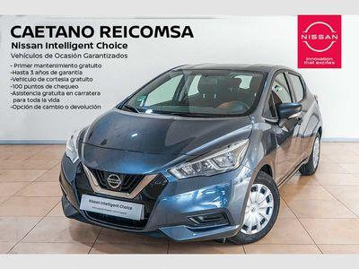 usado Nissan Micra IG-T 66 kW (90 CV) S&S Visia+