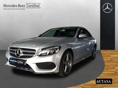 gebraucht Mercedes C220 BlueTEC / d AMG Line