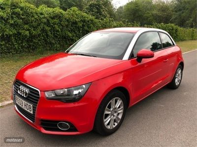 used Audi A1 1.2 TFSI 86cv Attraction