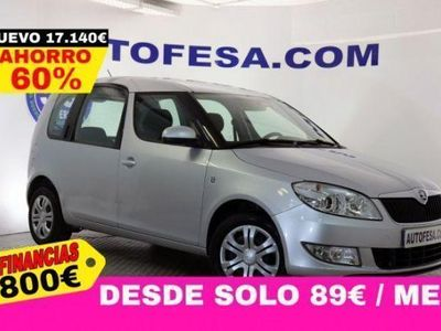 usado Skoda Roomster 1.6 TDI 90cv Ambition 5p # BLUETOOTH