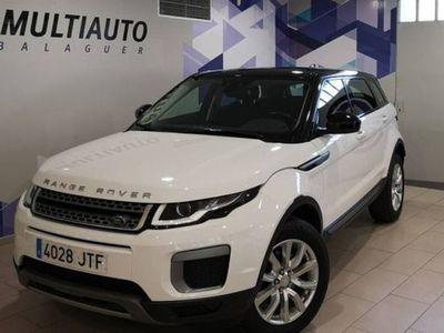usado Land Rover Range Rover evoque 2.0L TD4 150CV 4X4 AUTO. SE