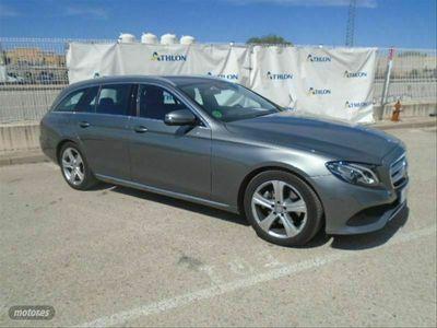 usado Mercedes E220 Clase EEstate