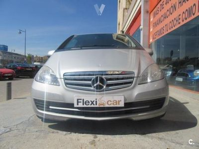 usado Mercedes A180 Clase ACdi Elegance 3p. -09