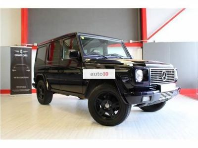 usado Mercedes G500 Station Wagon Largo 7 Plazas
