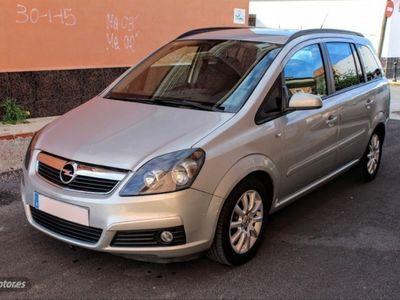 usado Opel Zafira Essentia 1.9 CDTi 8v 100 CV