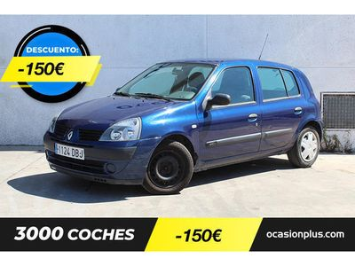 usado Renault Clio 1.5 dCi Base Authentique (65 CV)