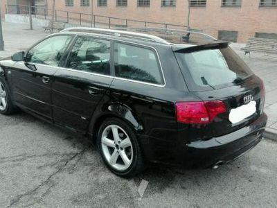 usado Audi A4 Avant 2.0 TDI 170cv DPF -07