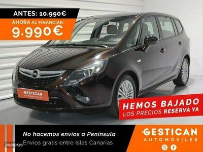 usado Opel Zafira 1.4 T SS 103kW 140CV Excellence