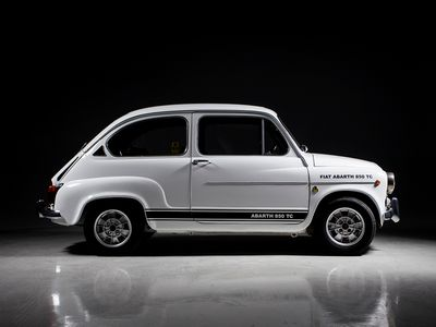 usado Abarth 850TC Seat/Fiat