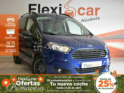 usado Ford Tourneo Courier 1.0 EcoBoost 74kW (100CV) Sport 5p